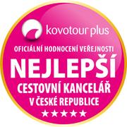 Kovotour Plus - Nejlepší cestovní kancelář